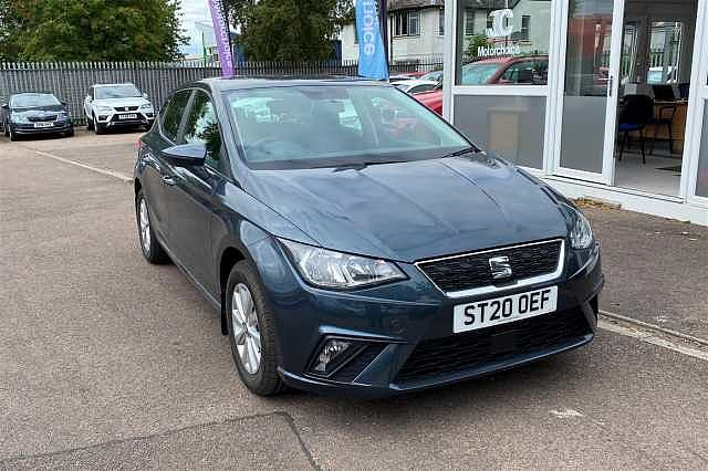 SEAT Ibiza 1.0 TSI (95ps) SE 5-Door