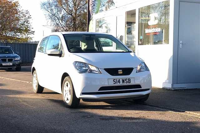 SEAT Mii 1.0 12v SE (60PS) Hatchback 3-Door