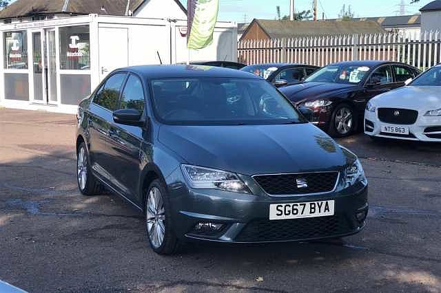 SEAT Toledo 1.0 TSI XCELLENCE (110ps) 5-Door Hatchback