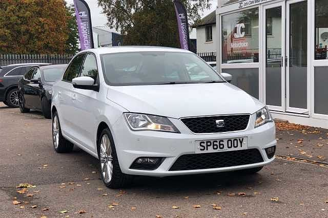 SEAT Toledo 1.2 Style Advanced (109PS) 5-Door Hatchback