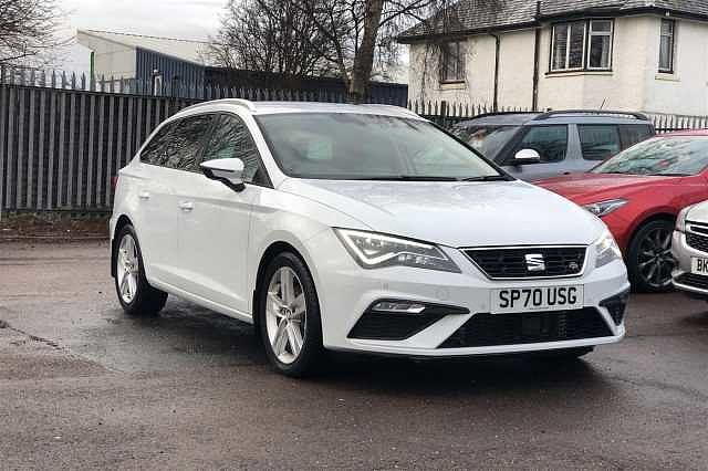 SEAT Leon Estate 2.0 TDI FR (150ps) DSG
