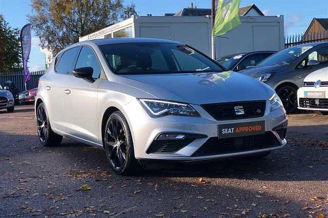 SEAT Leon Estate 1.5 TSI EVO FR Black Edition 150ps DSG